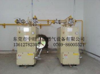 300KG氣化(hua)器安裝實例圖2
