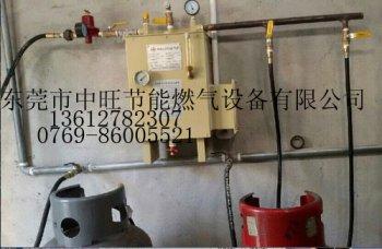 20KG氣化(hua)器裝快餐店實例圖